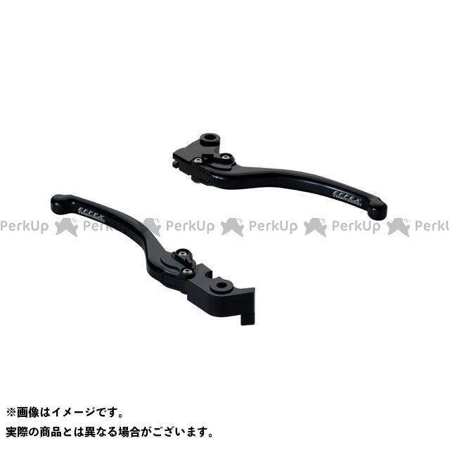 エフェックス ニンジャZX-10R ニンジャZX-10RR スムースフィットレバー(ブラック) EFFEX
