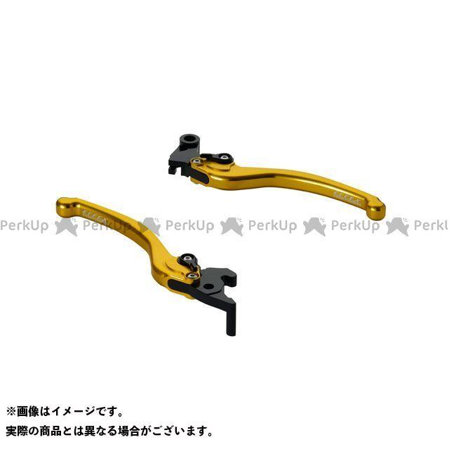 エフェックス YZF-R25 YZF-R3 スムースフィットレバー(ゴールド) EFFEX
