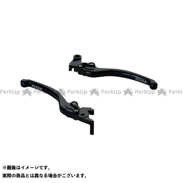 エフェックス YZF-R25 YZF-R3 スムースフィットレバー(ブラック) EFFEX