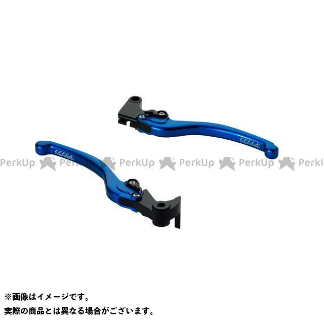 エフェックス YZF-R1 YZF-R1M スムースフィットレバー(ブルー) EFFEX