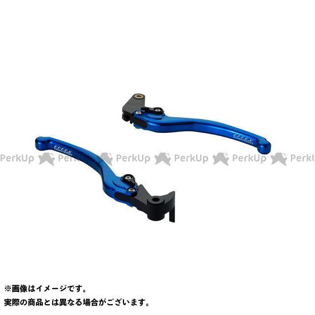 エフェックス YZF-R6 スムースフィットレバー(ブルー) EFFEX