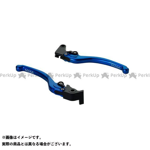 エフェックス YZF-R1 スムースフィットレバー(ブルー) EFFEX
