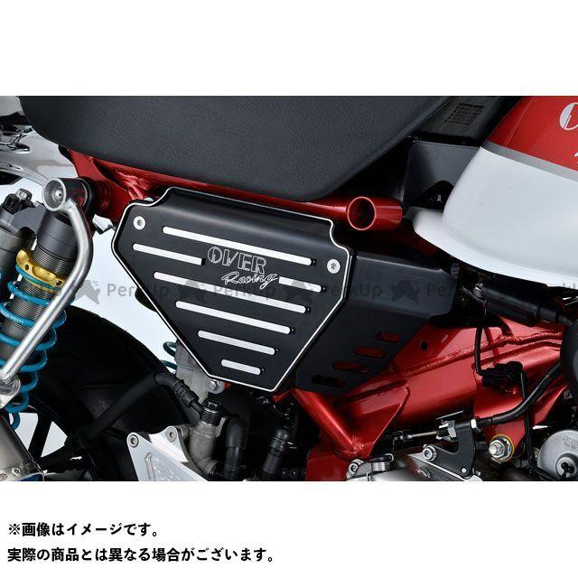 【エントリーで最大P21倍】オーバーレーシング モンキー125 Monkey125 サイドカバーセット R OVER RACING