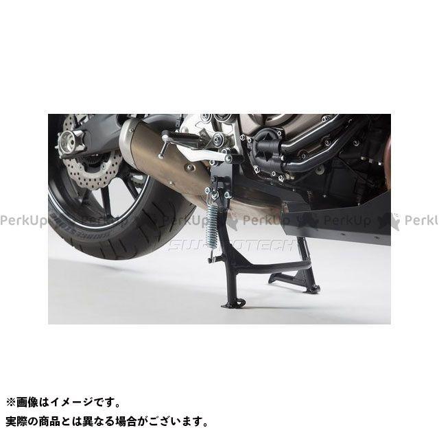 SWモテック MT-07 MT-07 モトケージ センタースタンド ブラック、Yamaha MT-07(13-)/Moto Cage(15-) SW-MOTECH