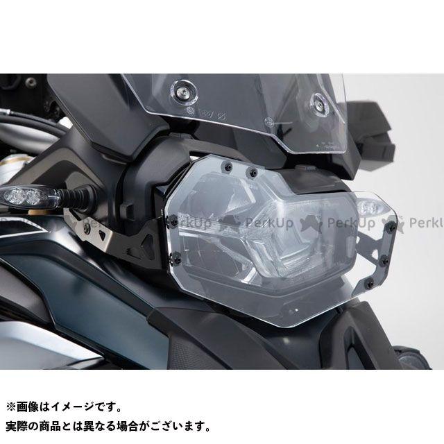 SWモテック F750GS F850GS ヘッドライトガード ブラック|LPS.07.897.10000/B SW-MOTECH
