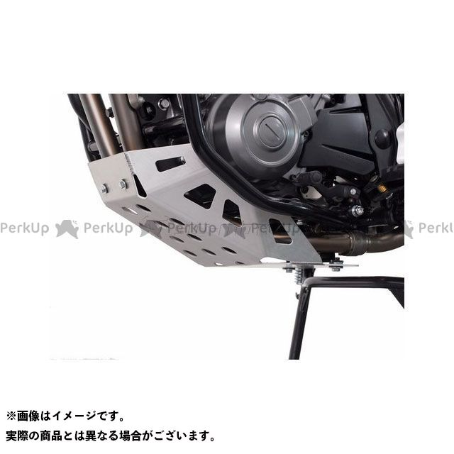 SWモテック XT660R XT660X Engine Guard シルバー Yamaha XT660 X/R(04-09) SW-MOTECH