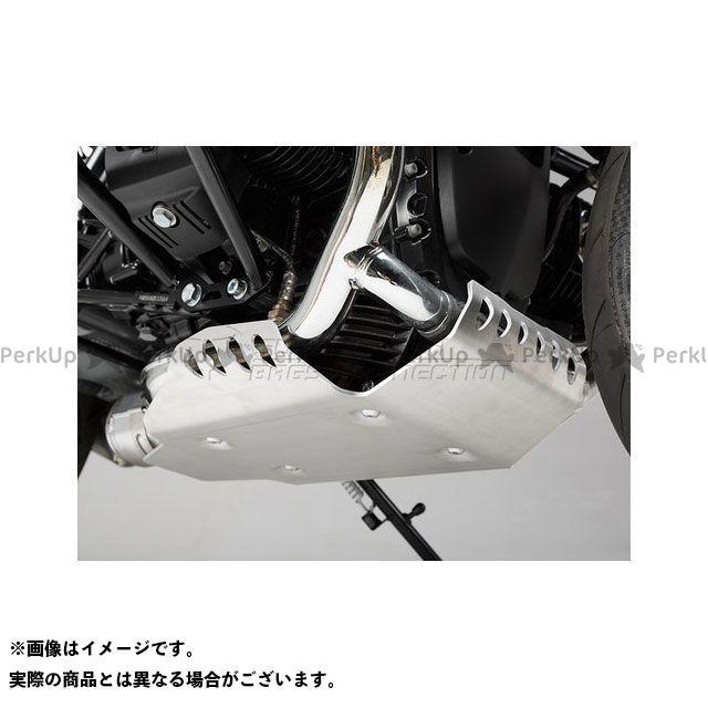 SWモテック エンジンガード シルバー BMW R nineT(14-) SW-MOTECH