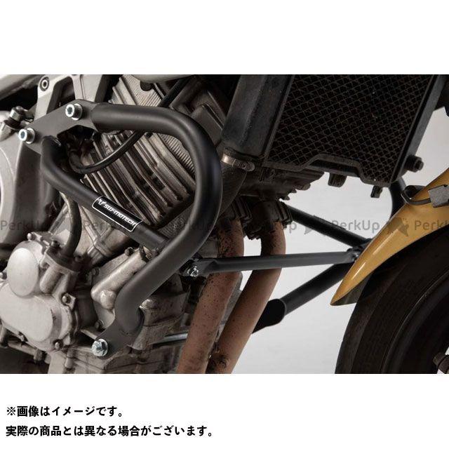 【エントリーで更にP5倍】SWモテック クラッシュバー ブラック NC700 S/X(11-14)、NC750 S/X(14-).|SBL.01.132.10002/B SW-MOTECH