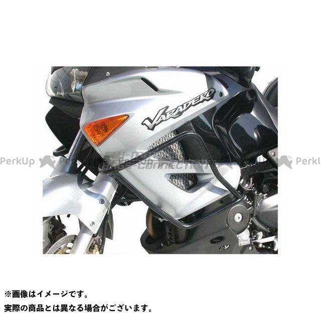 【エントリーで更にP5倍】SWモテック XL1000Vバラデロ クラッシュバー XL1000 V Varadero(04-05年型)-ブラック- SW-MOTECH