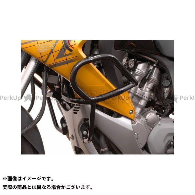 【エントリーで更にP5倍】SWモテック XL700Vトランザルプ クラッシュバー XL700 V Transalp(08-)-ブラック- SW-MOTECH