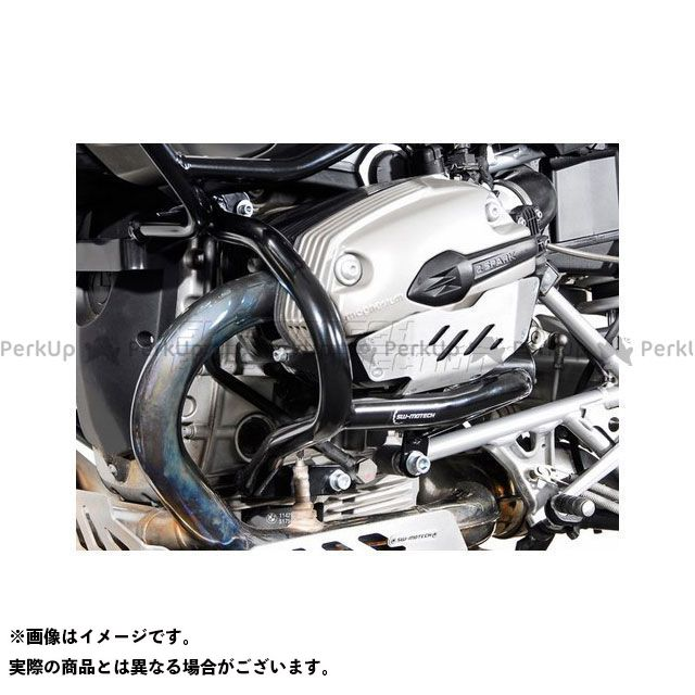 【エントリーで更にP5倍】SWモテック R1200GS クラッシュバー ブラック SW-MOTECH