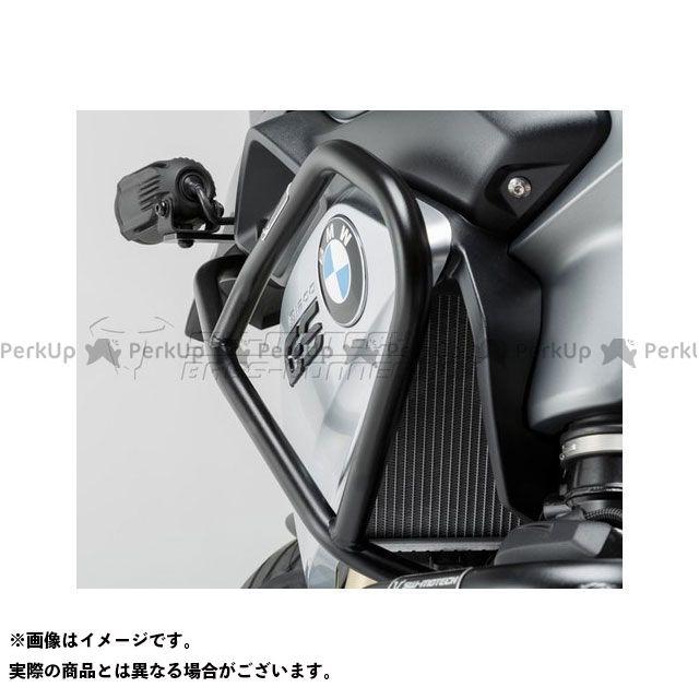 【エントリーで更にP5倍】SWモテック R1200GS アッパー クラッシュバー ブラック BMW R 1200 GS(13-) SW-MOTECH