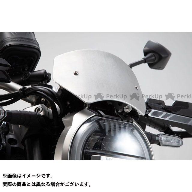 SWモテック CB1000R ウィンドスクリーン シルバー Honda CB 1000 R(18-).|SCT.01.903.10000/S SW-MOTECH