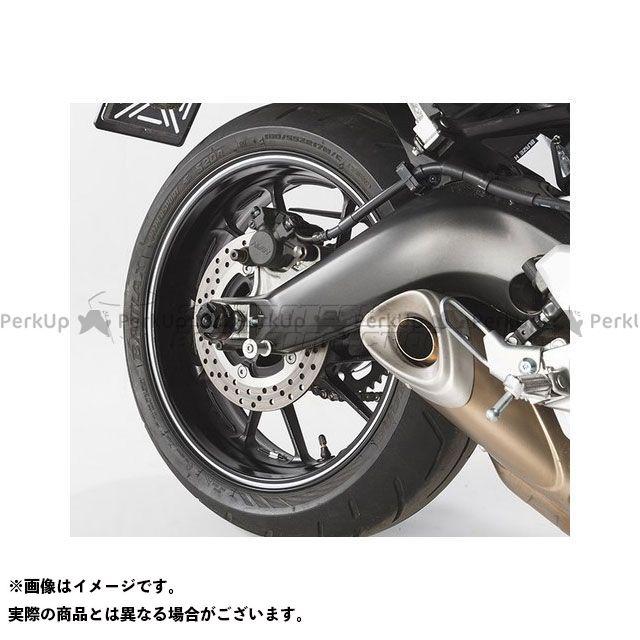 SWモテック MT-09 トレーサー900・MT-09トレーサー XSR900 リアアクスルスライダーキット ブラック Yamaha MT-09(13-) SW-MOTECH
