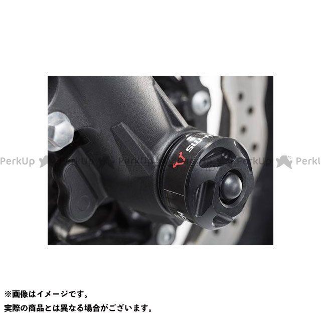 SWモテック MT-07 MT-07 モトケージ XSR700 フロントアクスルスライダーキット ブラック Yamaha MT-07(14-) SW-MOTECH