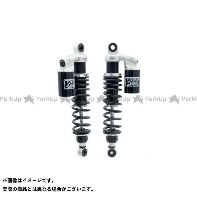 【エントリーで更にP5倍】YSS イナズマ400 Sports Line G362 330mm ボディカラー:ブラック スプリングカラー:ホワイト YSS RACING