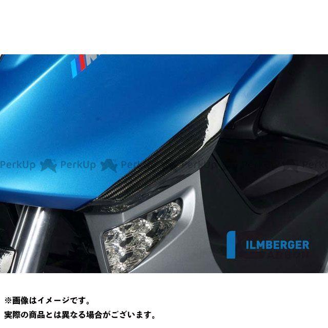 イルムバーガー C600スポーツ クラッシュ パッド フロント セット カーボン | SPV.004.C600S.K ILMBERGER