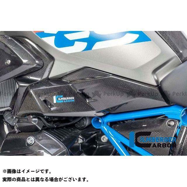 【無料雑誌付き】イルムバーガー R1200GS エアーベントカバー 左側 BMW R 1200 GS 17 | TUL.007.GS17L.K ILMBERGER