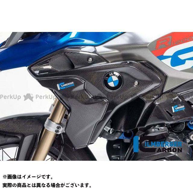 イルムバーガー R1200GS エアーチューブ 左側 コンプリート フラップ付属 BMW R 1200 GS 17 | WKL.003.GS17L.K ILMBERGER