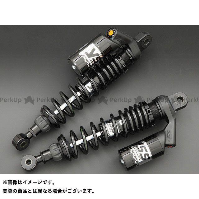 【エントリーで更にP5倍】YSS Sports Line G-Series 366ボディー 330mm ボディカラー:ブラック スプリングカラー:ブラック YSS RACING