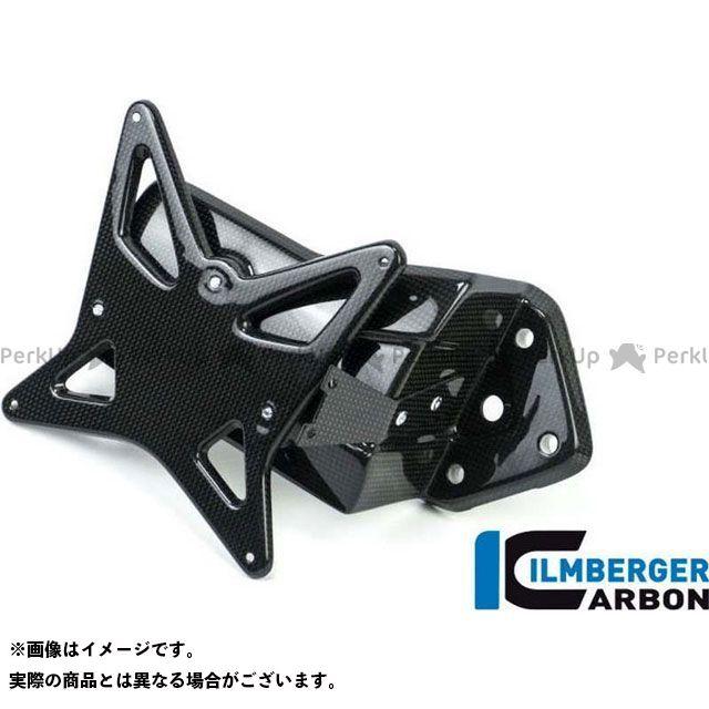 イルムバーガー Xディアベル XディアベルS ナンバープレートホルダー(ベルトガード付属) グロス Ducati Xディアベル 16 | NHO.002.XD16G.K ILMBERGER