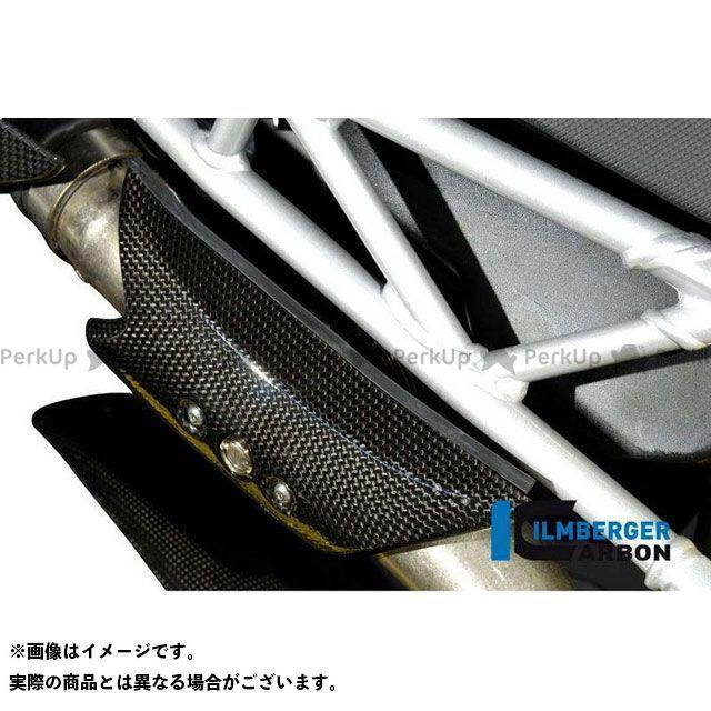 イルムバーガー ハイパーモタード1100 ハイパーモタード796 エキゾーストプロテクター カーボン - Ducati Hypermotard   ABO.009.HYPER.K ILMBERGER
