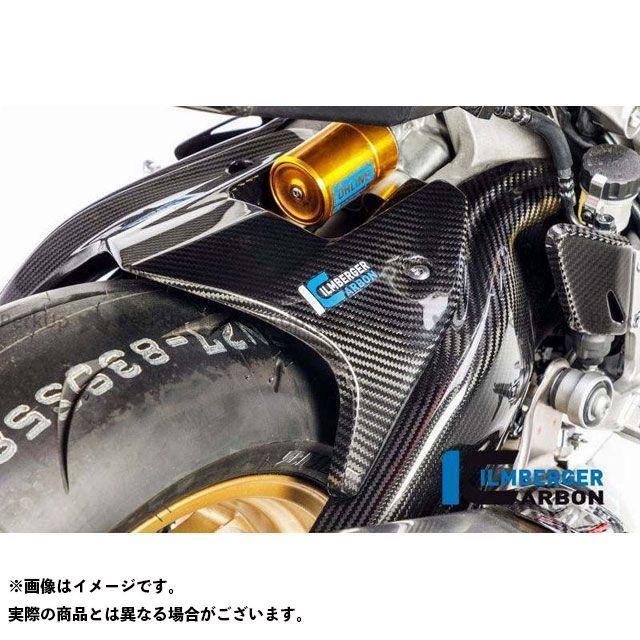 イルムバーガー CBR1000RRファイヤーブレード リアハガー カーボン - Honda CBR 1000 RR 17 | KHO.002.CBR17.K ILMBERGER