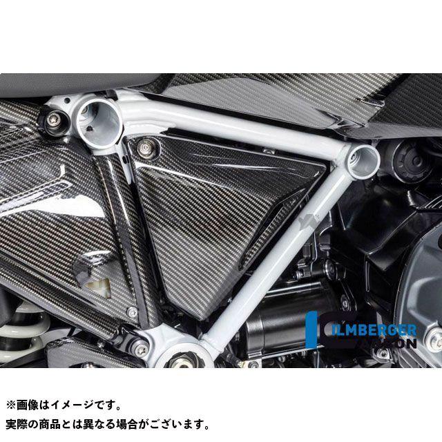【無料雑誌付き】イルムバーガー R1250GS R1250GSアドベンチャー フレームトライアングルカバー 右側 BMW R 1250 GS | RDR.024.GS19T.K ILMBERGER