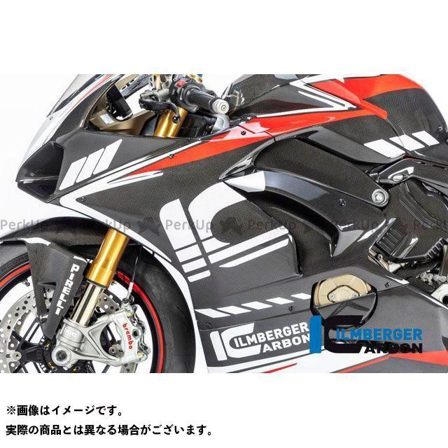 イルムバーガー パニガーレV4 フェアリングサイドパネル 左 グロス Panigale V4 Racing   VEL.053.D4RAG.K ILMBERGER