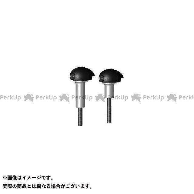 【エントリーで最大P23倍】【特価品】GBレーシング ニンジャZX-6R Bullet Frame Slider Set | FS-ZX6-2009-R GBRacing