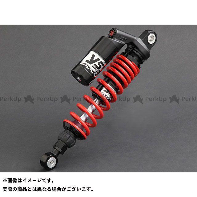 YSS その他のスポーツスター Sports Line G-Series 366ボディー 350mm/13.8inc ブラック レッド YSS RACING