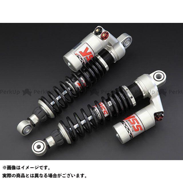 【エントリーで更にP5倍】YSS その他のスポーツスター Sports Line S-Series 362ボディー 330mm/13.0inc ボディカラー:シルバー スプリングカラー:ブラック YSS RACING