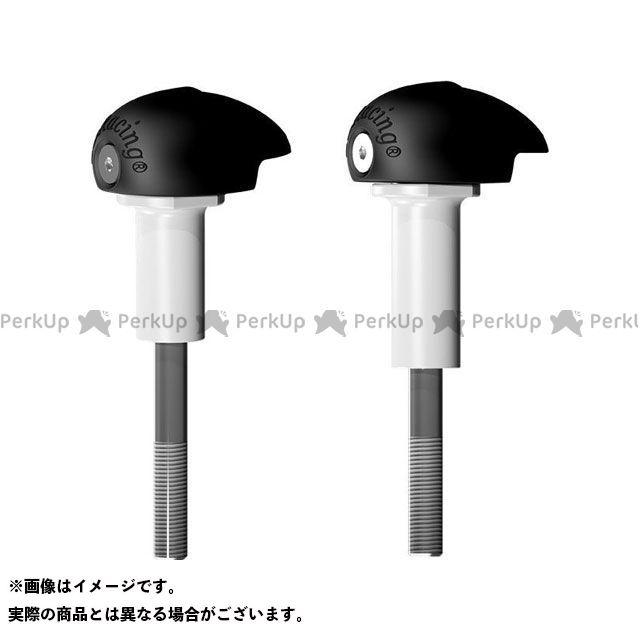【エントリーで最大P23倍】【特価品】GBレーシング ZXR400 Bullet Frame Slider Set | FS-ZXR400-L1-L9-R GBRacing