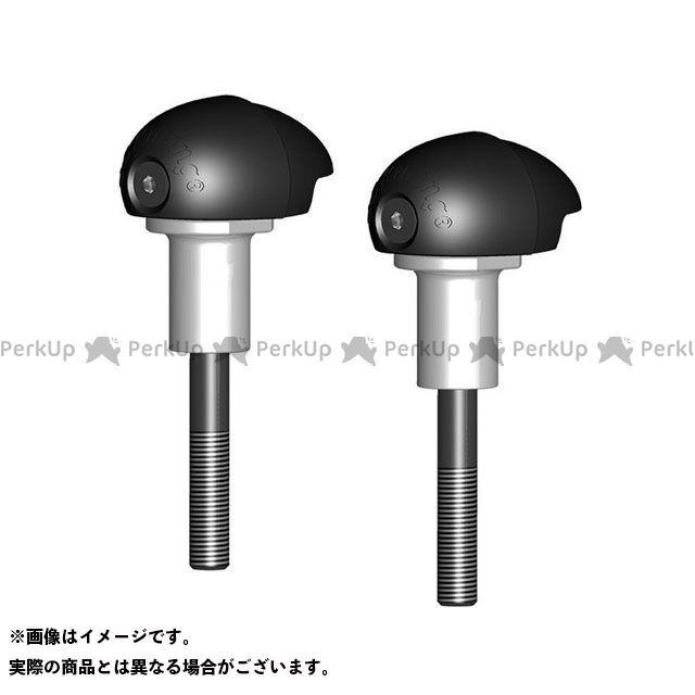 GBレーシング GSX-R1000 Bullet Frame Slider Set | FS-GSXR1000-K9-S GBRacing