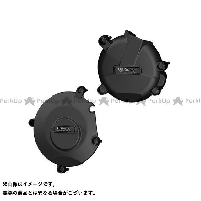 GBレーシング GSX-R1000 Engine Cover Set | EC-GSXR1000-K3-SET-GBR GBRacing