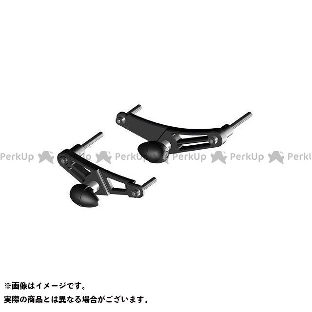 GBレーシング Bullet Frame Slider - COMPLETE SET Left & Right Side | FS-675-2006-CS-R GBRacing