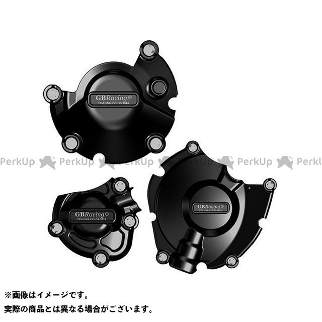 【無料雑誌付き】【特価品】GBレーシング YZF-R1 Engine Cover Set | EC-R1-2015-SET-GBR GBRacing