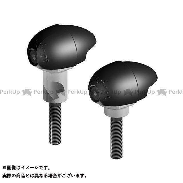 【エントリーで最大P23倍】【特価品】GBレーシング YZF-R6 Bullet Frame Slider Set | FS-R6-2006-R GBRacing