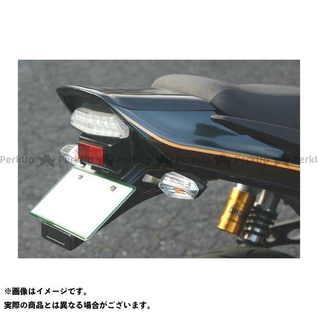 ノジマ ZRX1200ダエグ フェンダーレスキット 黒ゲル ZRX1200DAEG 09-16 NOJIMA