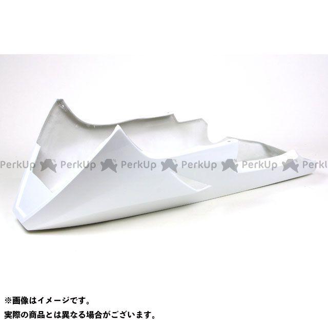 ノジマ ZRX1200ダエグ アンダーカウル 白ゲル ZRX1200DAEG 09-16 NOJIMA