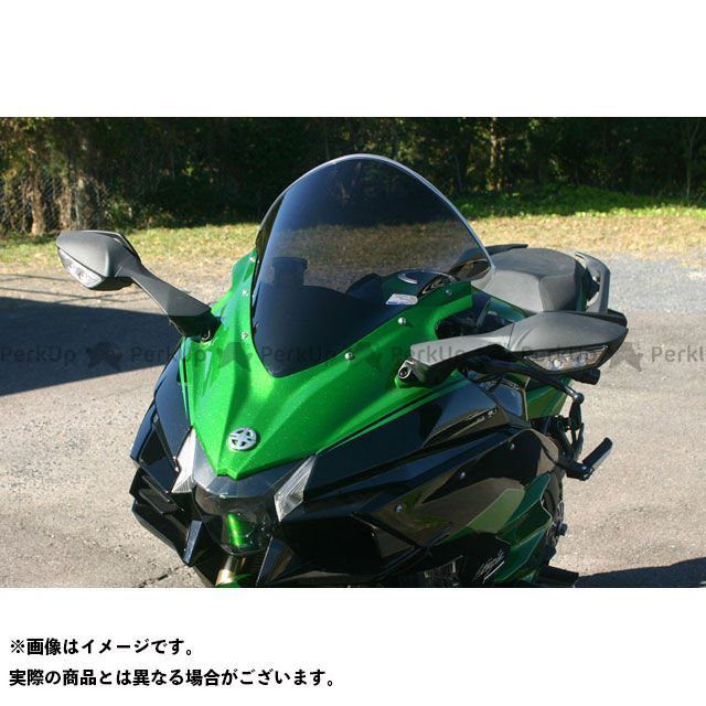 ノジマ ニンジャH2 SX ニンジャH2 SX SE スクリーン スモーク NinjaH2SX/SE/SE+(18-19) NOJIMA