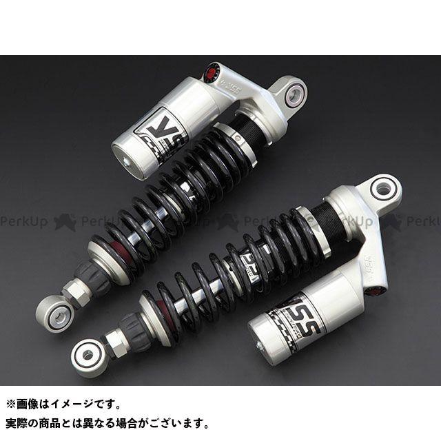 【エントリーで更にP5倍】YSS その他のダイナ Sports Line G-Series 362ボディー 330mm/13.0inc ボディカラー:シルバー スプリングカラー:ブラック YSS RACING