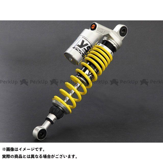【エントリーで更にP5倍】YSS その他のダイナ Sports Line G-Series 362ボディー 330mm/13.0inc ボディカラー:シルバー スプリングカラー:イエロー YSS RACING