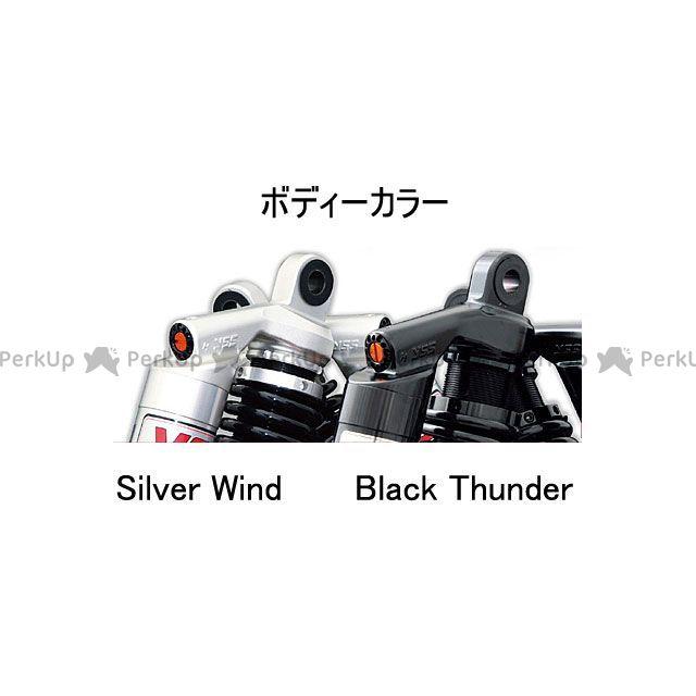 YSS OHVボクサー その他 R60/6 Sports Line X-Series 362ボディー 330mm ブラック ホワイト YSS RACING