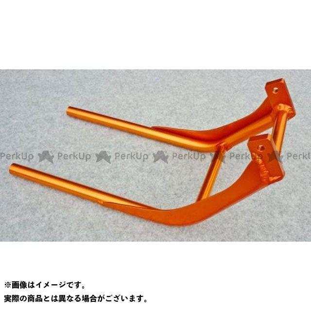 アウテックス 690 SMC 690 SMC R KTM690SMC/SMCR リフトスタンド用アンダーフレーム オレンジアルマイト仕上げ OUTEX
