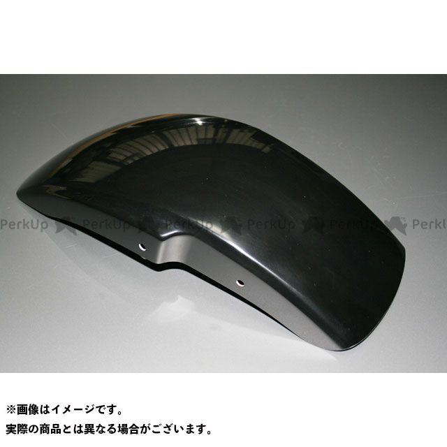 ストライカー エアロデザイン(SAD) フロントフェンダー ZRX11/1200/DAEG 黒ゲル STRIKER