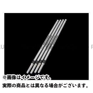 送料無料 フューリング ソフテイルファミリー汎用 ダイナファミリー汎用 ツーリングファミリー汎用 その他駆動系パーツ レースシリーズアジャスタブルプッシュロッド 99y-TC用