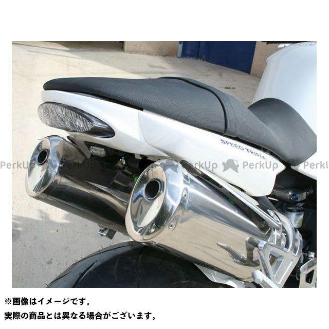 【無料雑誌付き】S2コンセプト スピードトリプル Wheel arch SPEED TRIPLE with rear light raw | T1061B.000 S2 Concept