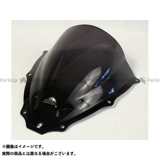 【エントリーで更にP5倍】S2コンセプト ニンジャZX-6R Bubble srceen ZX6R ブラック   BK1636FU-ZX6R S2 Concept