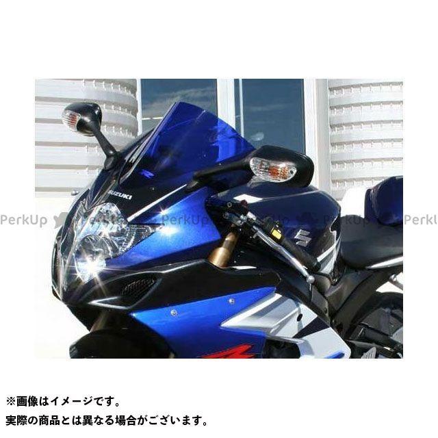 【エントリーで更にP5倍】S2コンセプト GSX-R1000 Bubble Screen Racing double courbure for Suzuki GSX-R1000 ブラック | BS061NO S2 Concept